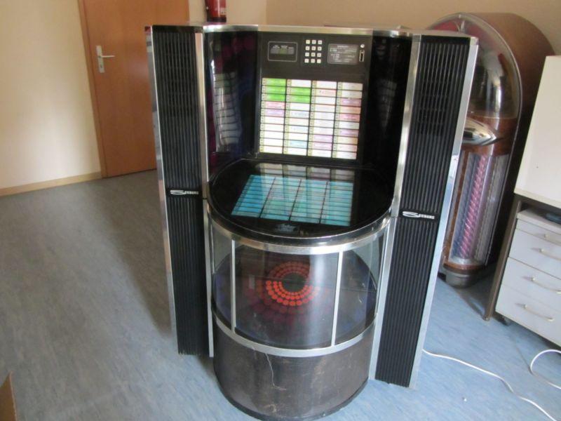 Kühlschrank Jukebox : ᐅ jukebox seeburg smc1