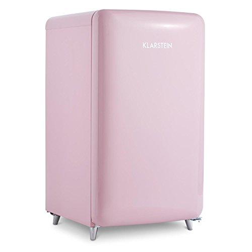 ᐅ Klarstein PopArt Pink Kühlschrank Mini-Kühlschrank Retro ...
